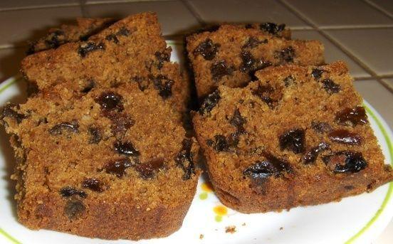 Boiled Raisin Cake Rock Recipes
