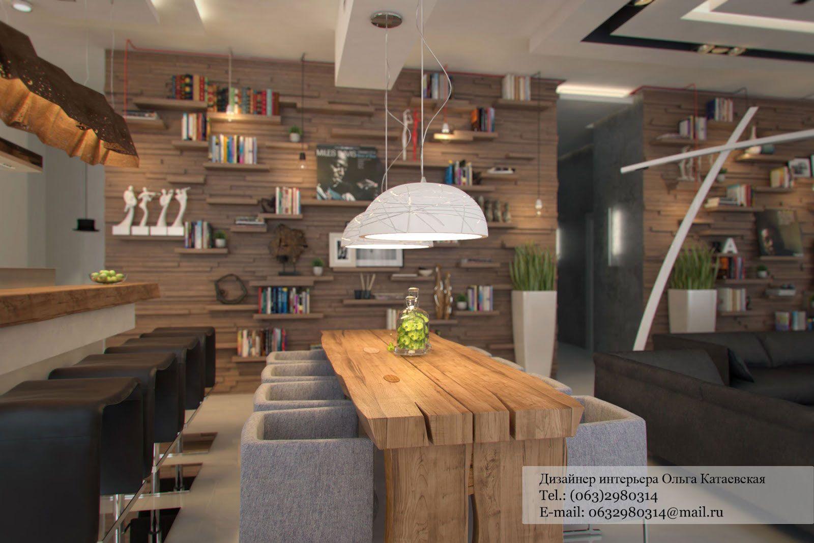 Small Modern Rustic Kitchen Studio Apartment Interior Design Apartment Interior Design Interior Design Rustic Interior Design