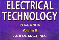 Free Download A TEXT BOOK OF ELECTRICAL TECHNOLOGY By BL THERAJA And AK Vol