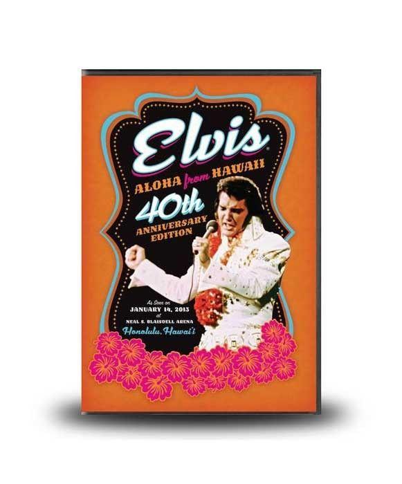 """Armand's Rancho Del Cielo: """"Elvis, Aloha From Hawaii"""" 40th Anniversary Editio..."""