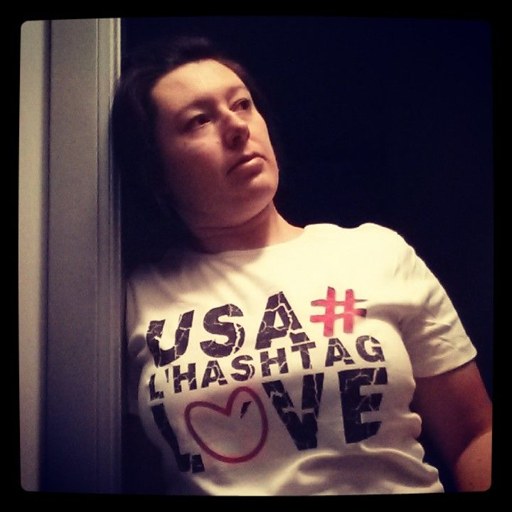 La mia prima #tshirt pensata per San Valentino e quella più richiesta! #tee #hashtag #love #abbigliamento