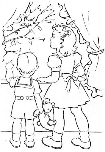 beal mortex coloring pages | USED COLORING BOOK~Trotty & Trix Coloring Book - peapup 6 ...