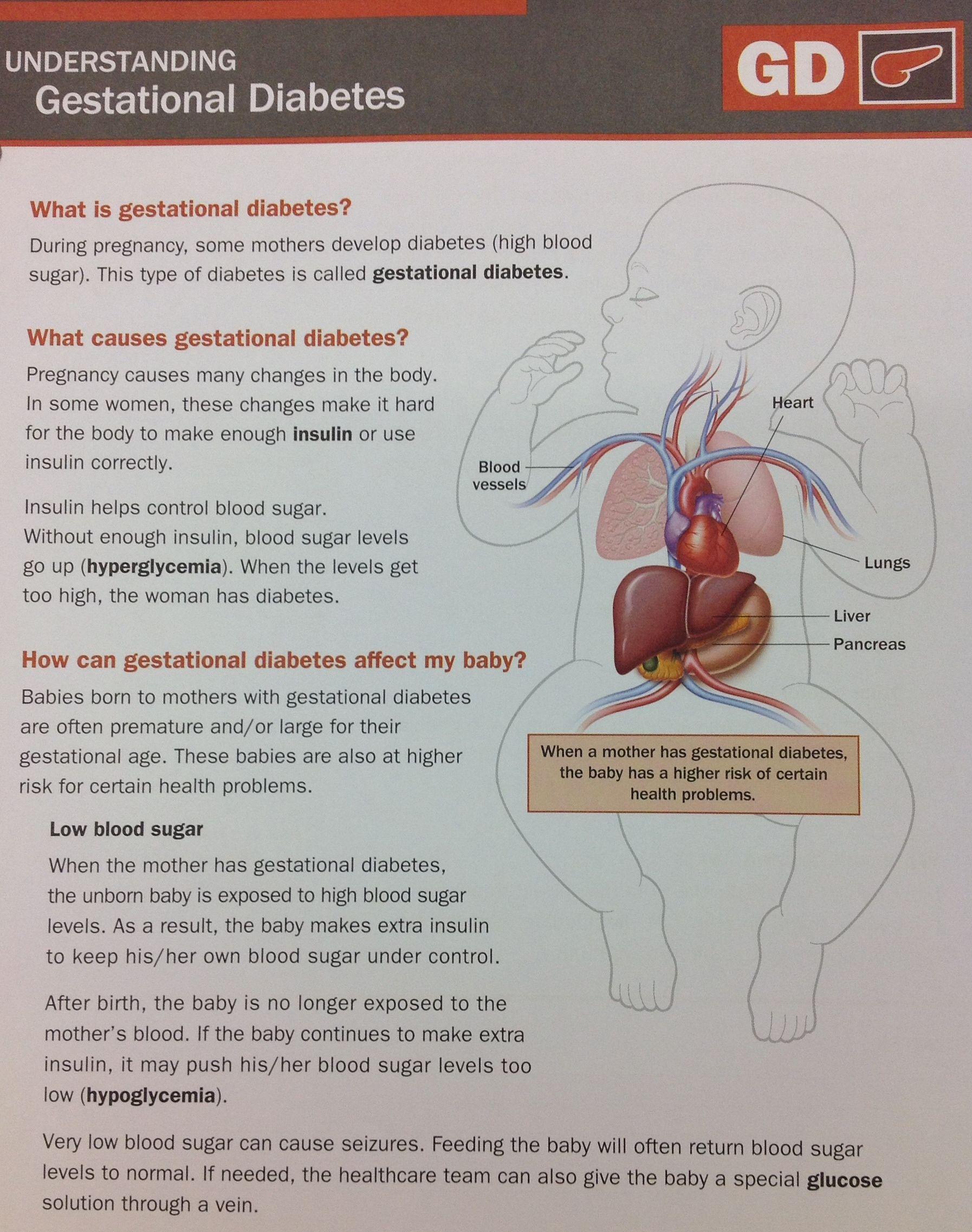 What is Gestational Diabetes? #GestationalDiabetes # ...