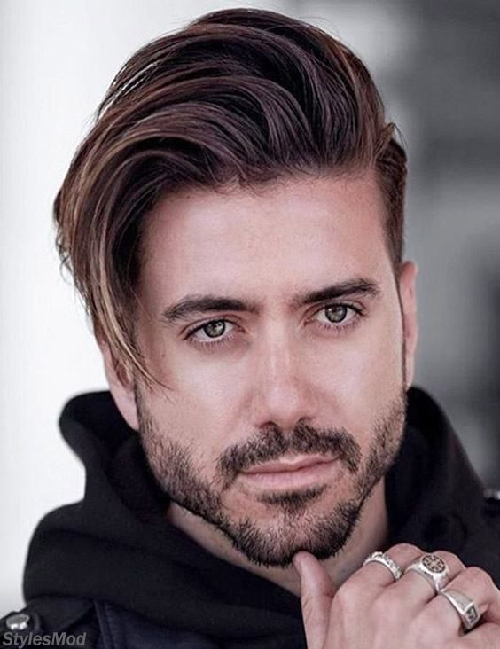 Long Hairstyles For Men With Little Gorgeous Beard For 2018 Long Hair Styles Men Mens Hairstyles Short Long Hair Styles