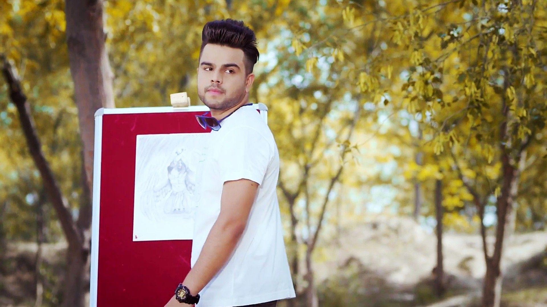 Punjabi Singer Akhil Latest Hd Wallpaper Images Sonu