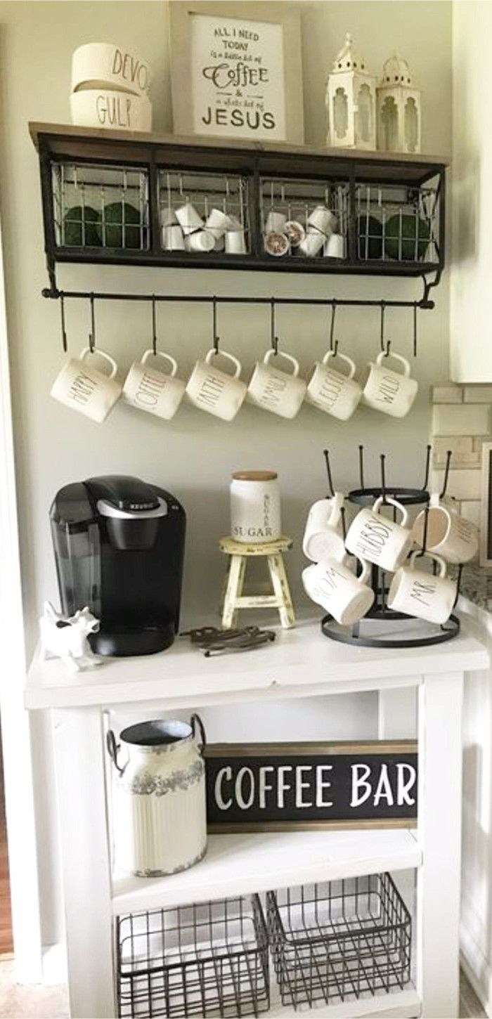{Coffee Corner Ideas} – Coffee Corner PICTURES & Unique Coffee Gifts for Coffee Lovers