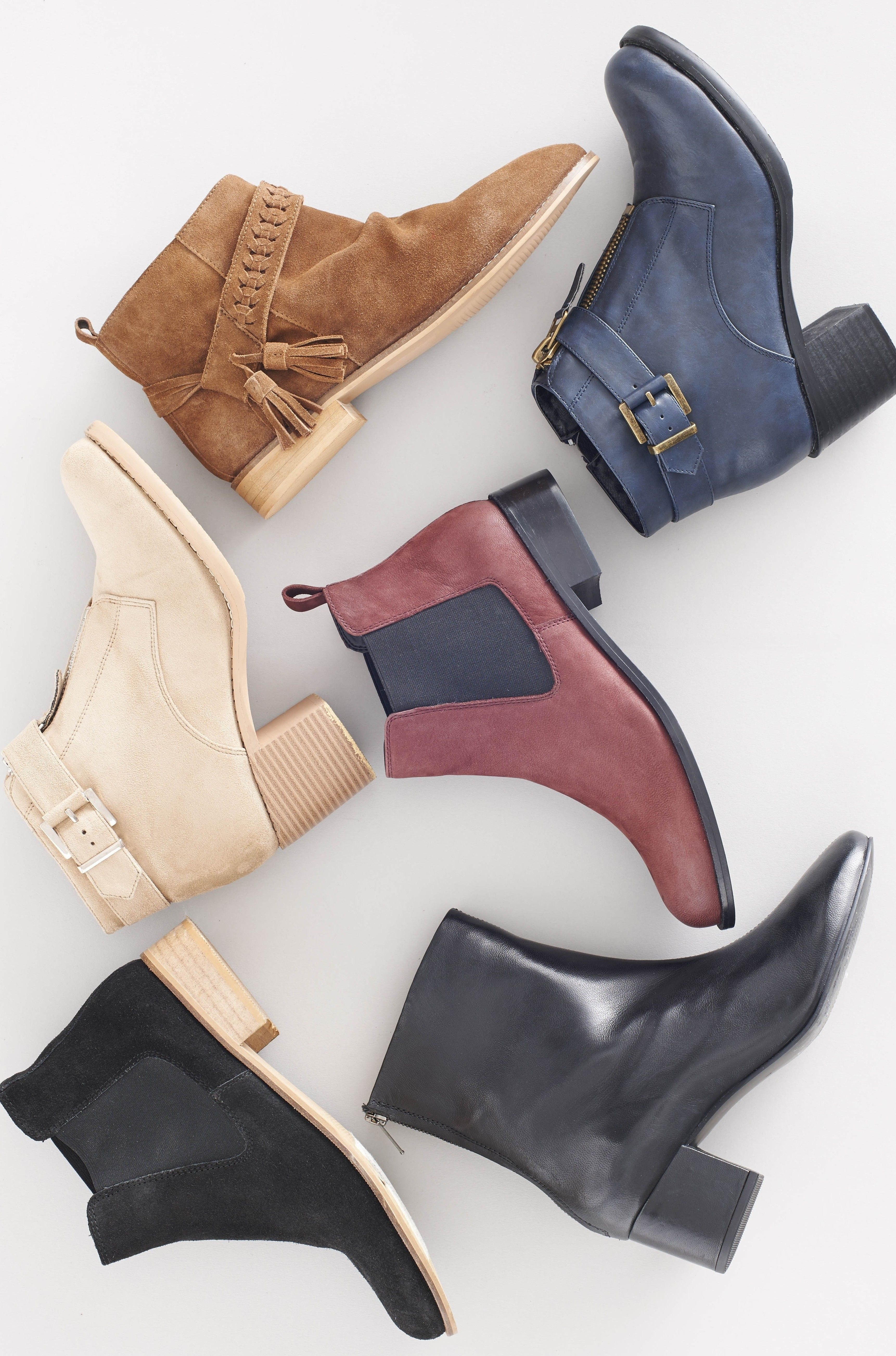 8fde074105e0 Block heel boots for tall women. Read updated article about chunky heels   http