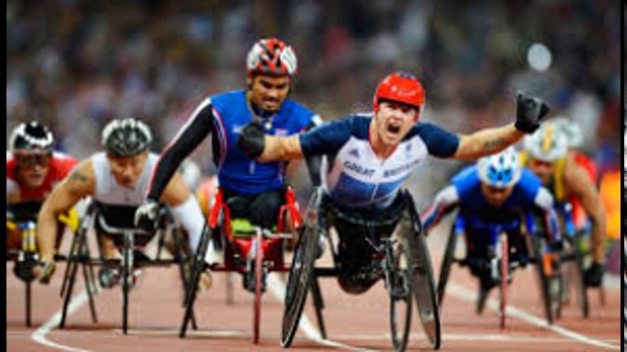 الالعاب البارالمبية 2016 Paralympic Games rio Paralympics
