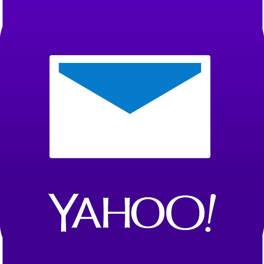 Yahoo! Mail app icon Top 100 app icon designs