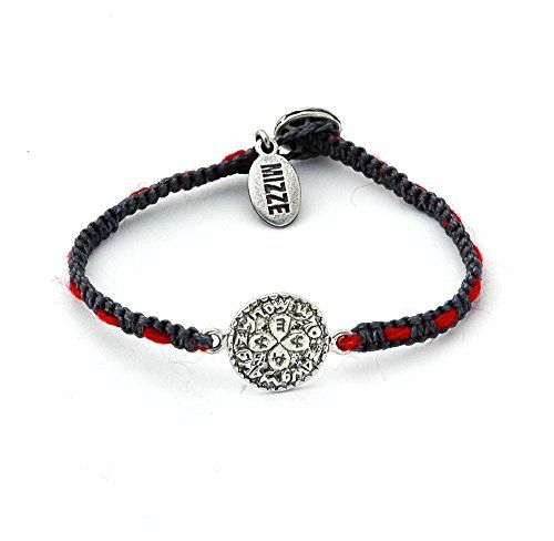 Love Charm Friendship Bracelet for Men with Silver Solomon Seal Amulet and Inlaid Original Red String MIZZE Made for Luck Jewelry http://www.amazon.com/dp/B008HO76XK/ref=cm_sw_r_pi_dp_HPq8wb188CRC3