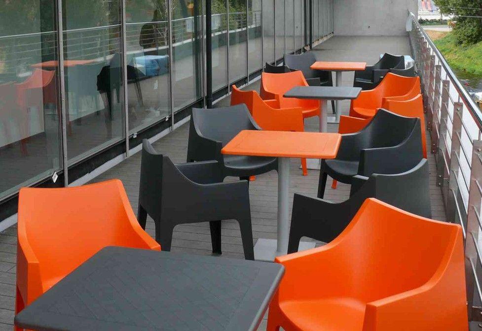 Mobilier De Terrasse Restaurant Design Restaurant Inspiration