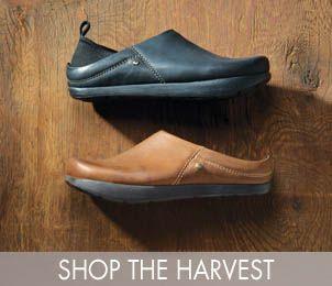 Earth shoes, Negative heel shoes