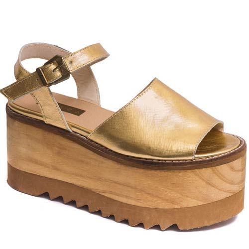 Zapatos Traza Verano 2016 - Plataformas 7cf6e2fc0a69