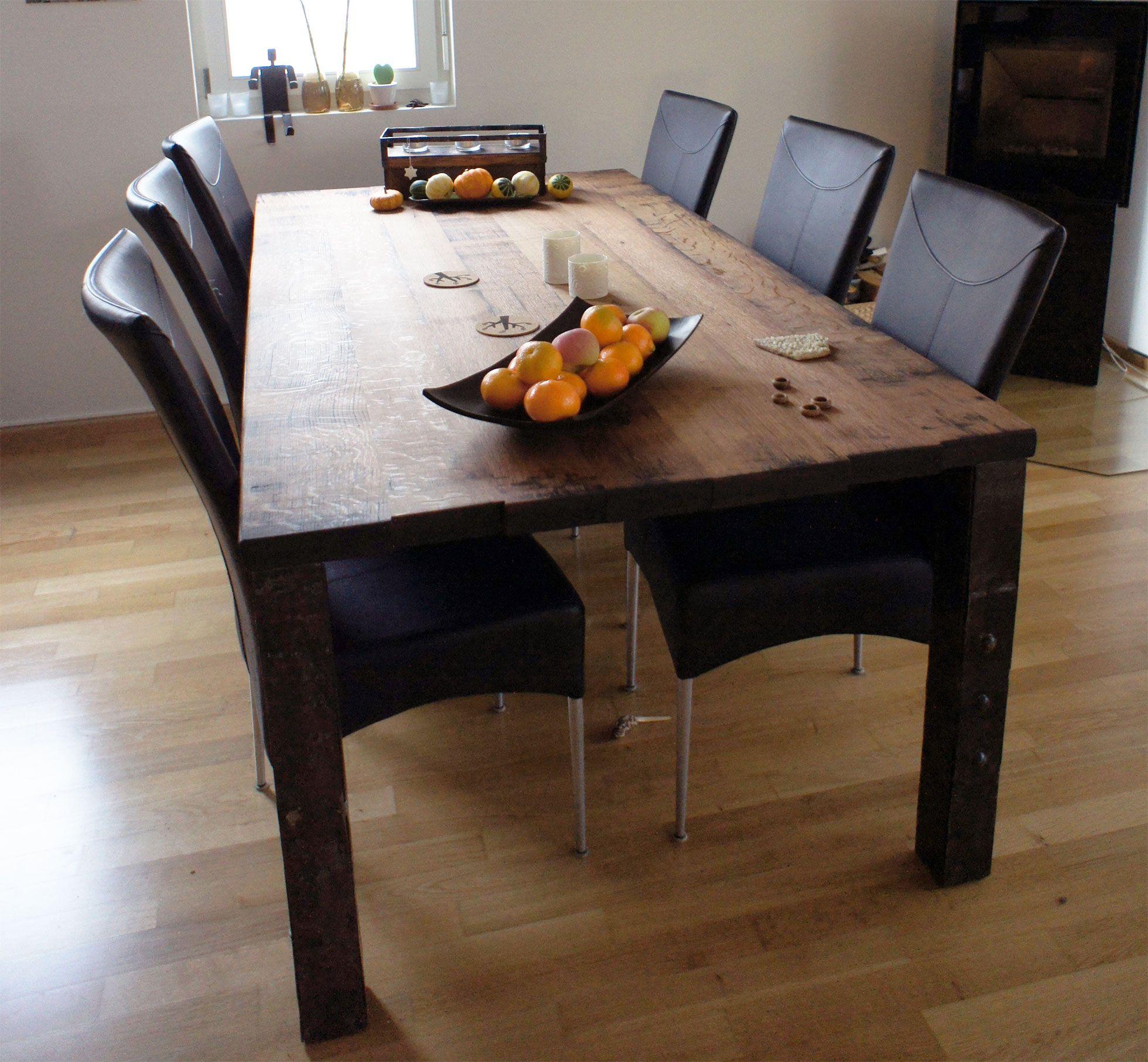 Wood-Idea, Fass-Tisch