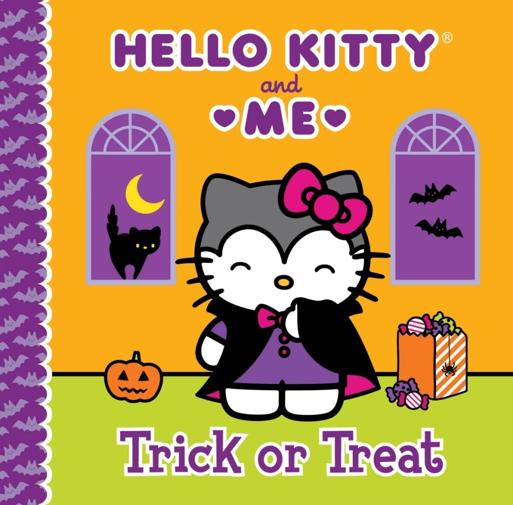 Trick Or Treat Hello Kitty Amp Me Ebook