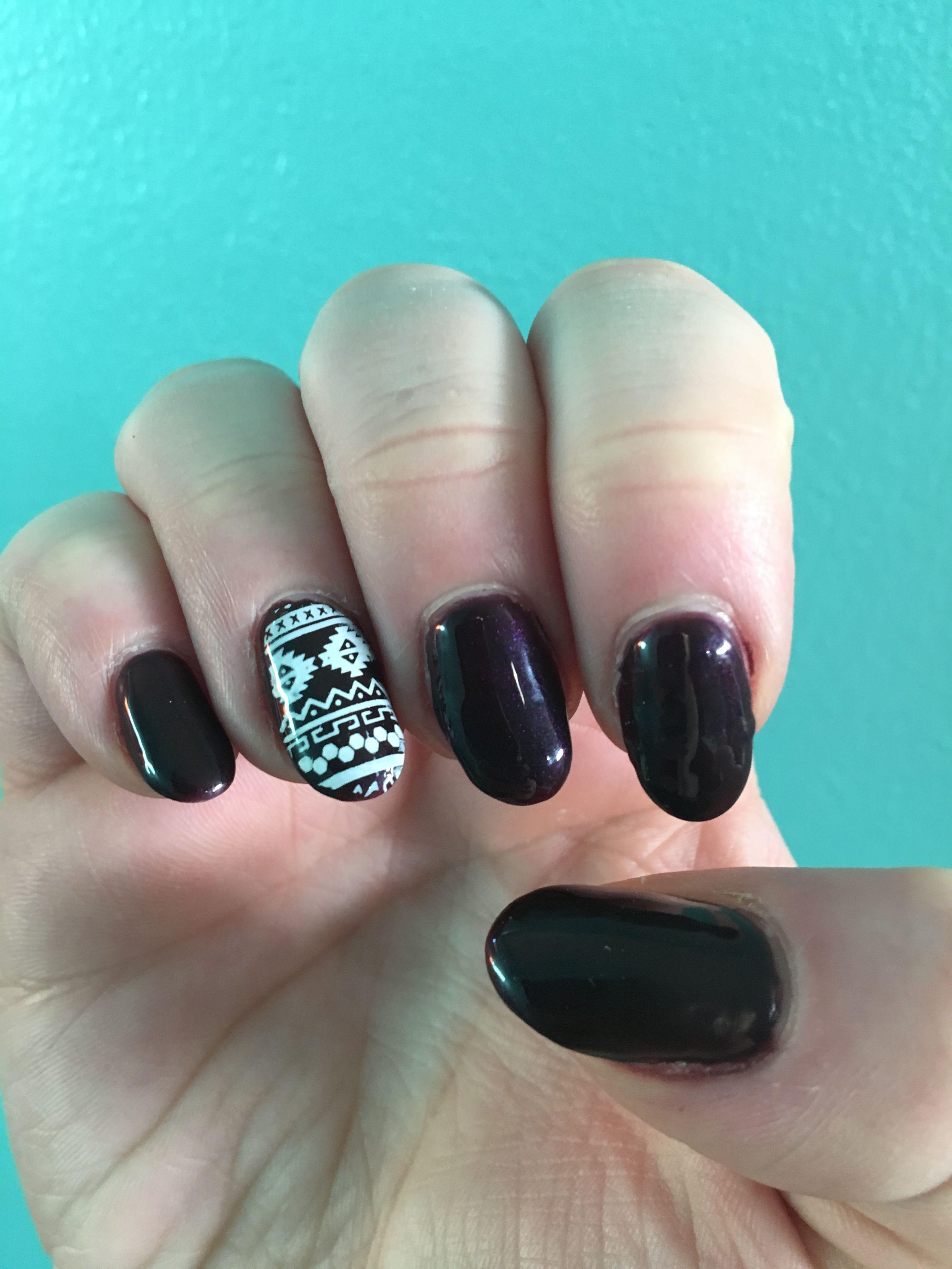 Pin by Briana Callies on Deja Vu Nails | Pinterest