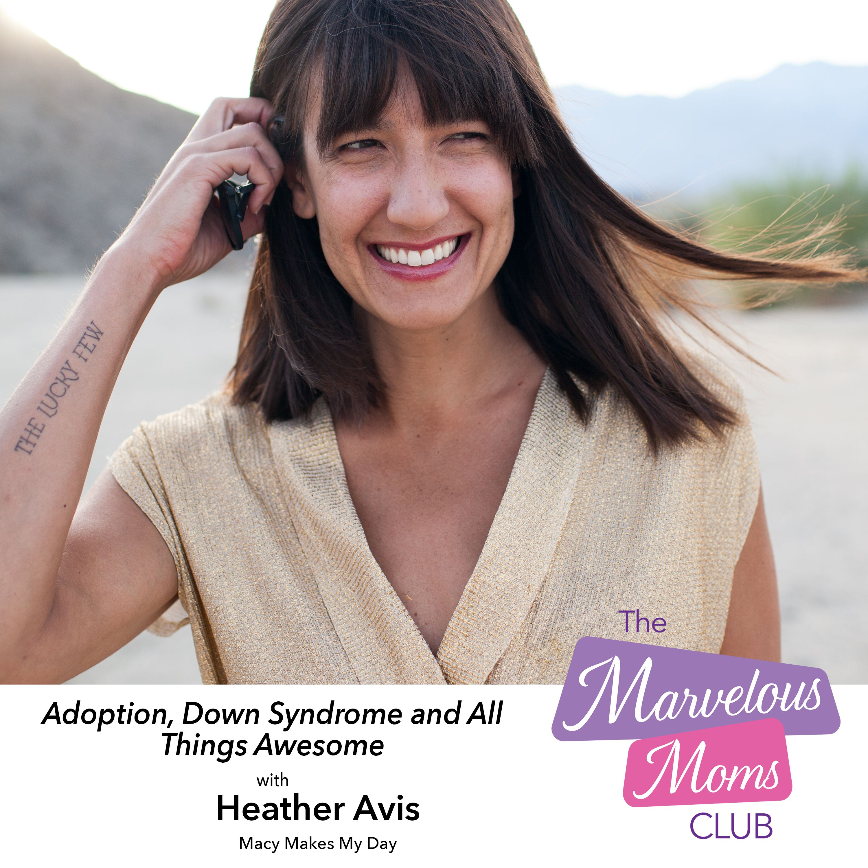 Heather Avis Is A Mom Of Three Adopted Children Two With Down