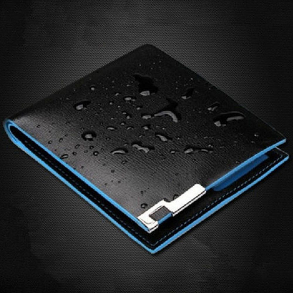 Hot New 2017 brand designer men wallets Leather Wallet for men Bifold clutch wallet dollar price purses carteira masculina Black #CLICK! #clothing, #shoes, #jewelry, #women, #men, #hats, #watches