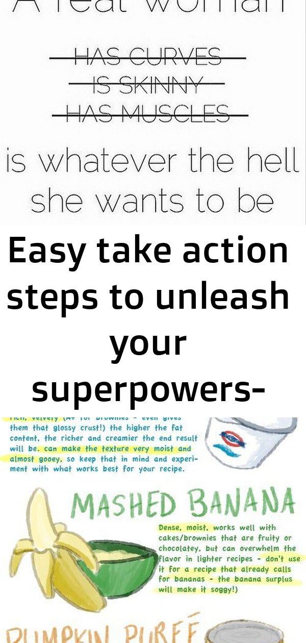 Easy take action steps to unleash your superpowers- free for limited time 92