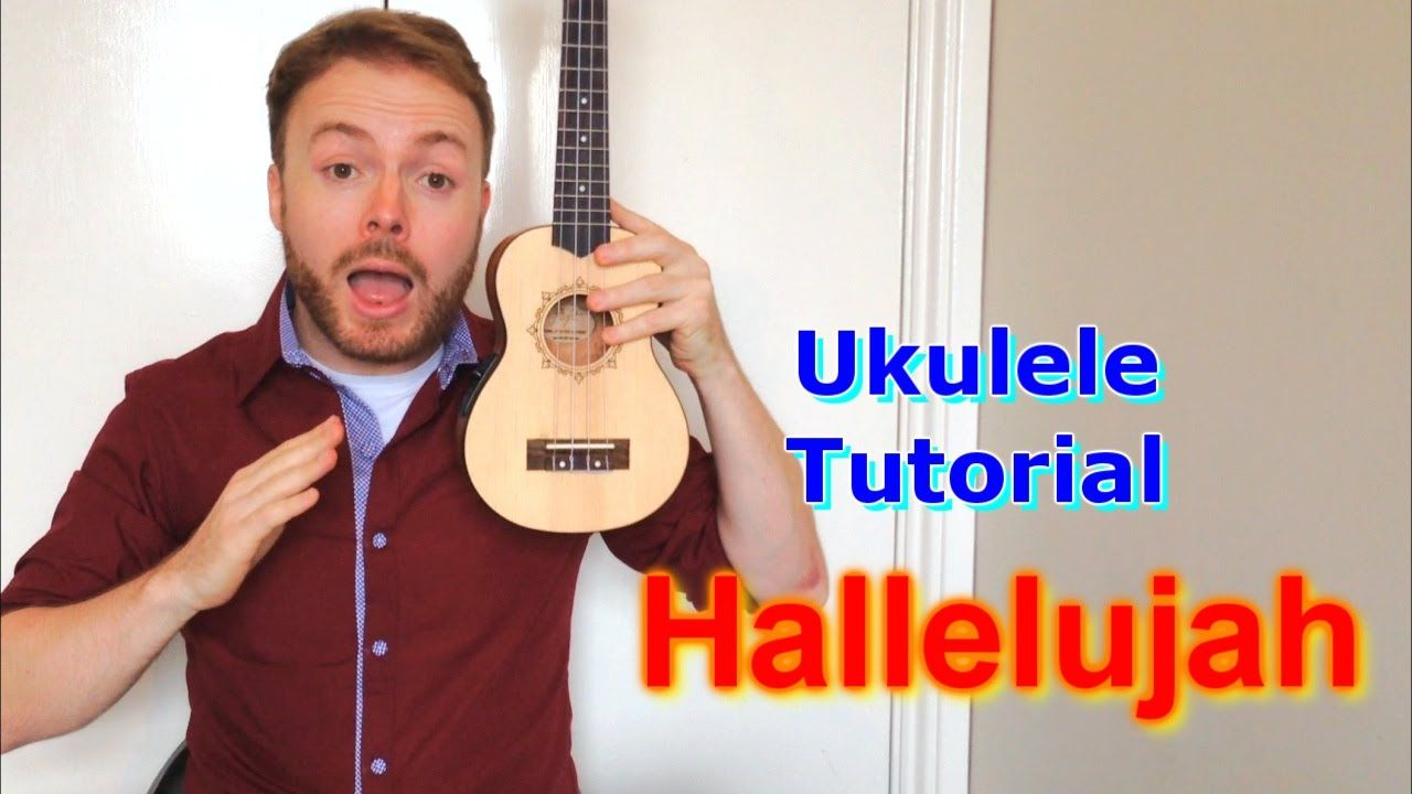 """How to play the classic song """"Hallelujah"""" - written by ..."""