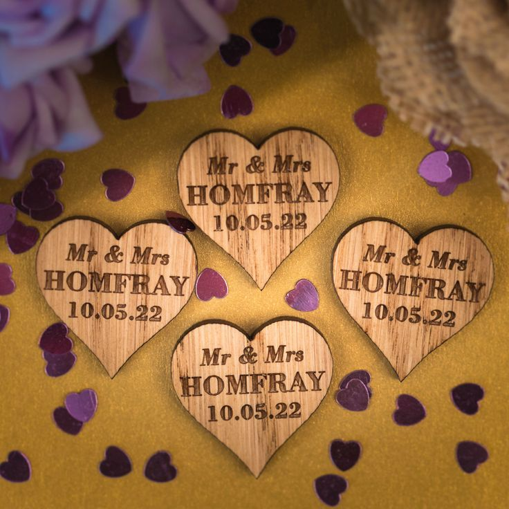 Wedding Ideas On A Budget -adding Your Own Personalised