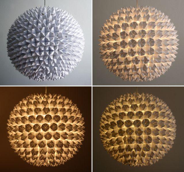 faceted pendant lights the large sphere design inspiration pinterest himmel und h lle. Black Bedroom Furniture Sets. Home Design Ideas