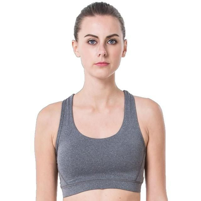 36fcf4fa3c Yoganix Push Up Yoga Bra