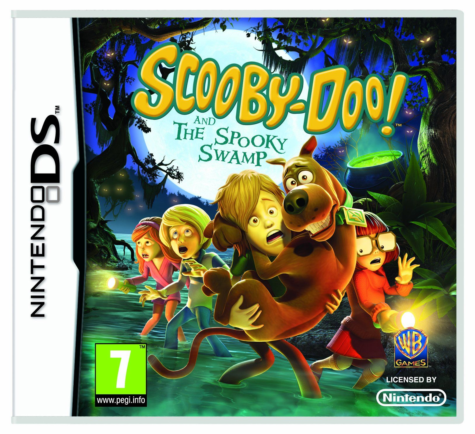 Scooby Doo And The Spooky Swamp Nintendo Ds Http Www Scooby Doo Spooky Swamp Nintendo Ds Dp B003oqdjdw Ref Sr 1 41 S Scooby Doo Scooby Wii Games