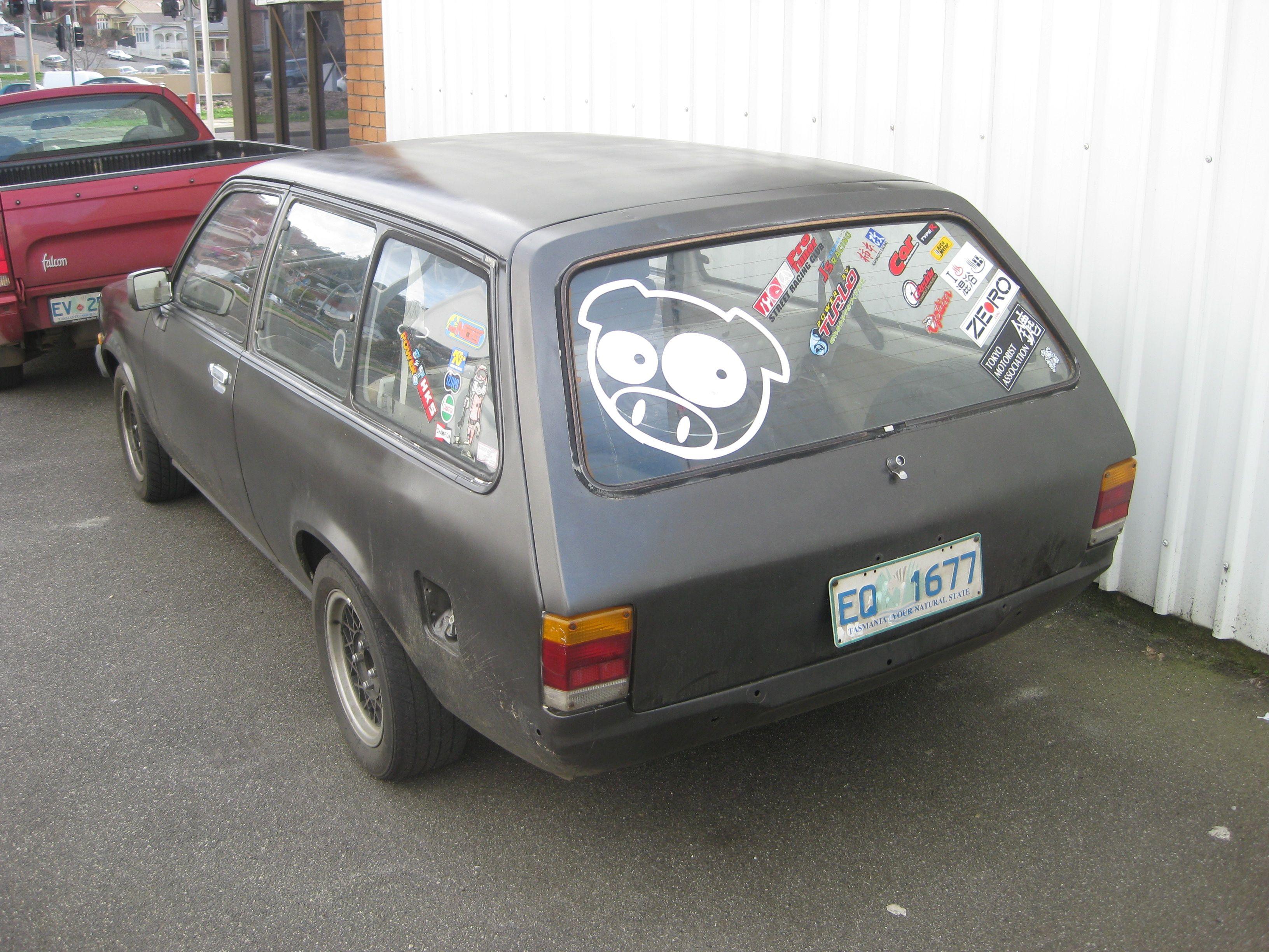 Holden Gemini Wagon Holden Gemini Holden Wagon