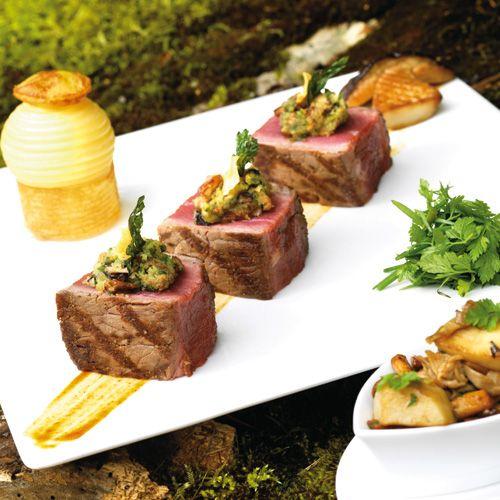 Le Faux Filet De Boeuf Charolais Recettes De Chefs 1 Pinterest