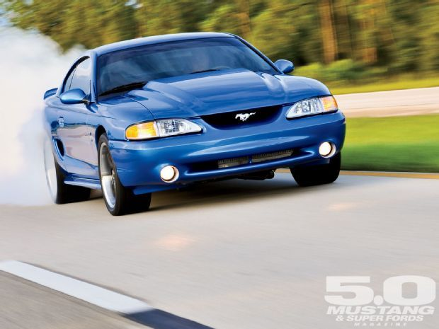 M5lp 1103 02  1994 Turbocharged Ford Mustang Gt  Lead
