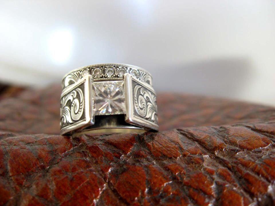 Travis Stringer Western Wedding Rings Western Wedding Rings Western Rings Wedding Rings