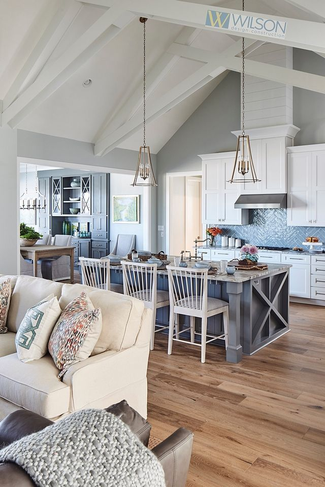 Interior Design Ideas Home Bunch An Interior Design Luxury Homes Blog: Modern Farmhouse With Front Porch (Home Bunch