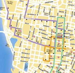charleston- free downtown trolley | vacation on