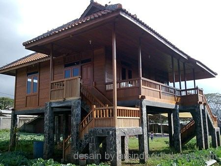 Desain Rumah Kayu Minimalis Architecture Pinterest Wooden