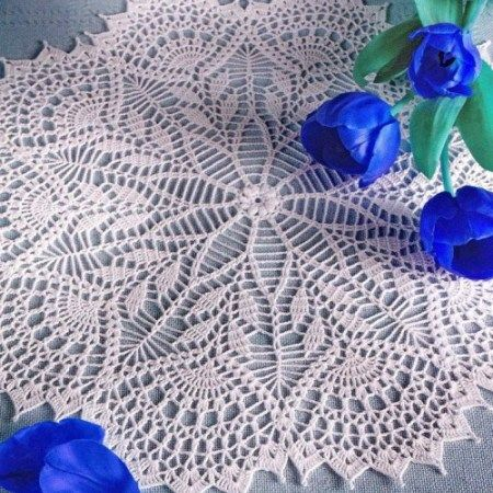 Free Crochet Doily Patterns | Filet hekel | Pinterest | Free crochet ...