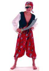 Disfraz Pirata Boy Niño