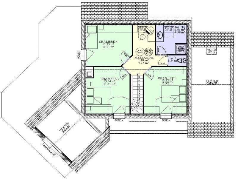 Best Plan Maison Moderne Contemporaine Avec Mezzanine Photos