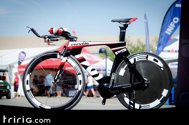 By Nick Salazar Triathlon Bicycle Cervelo P5 Hed Triathlon Bicycle Expo