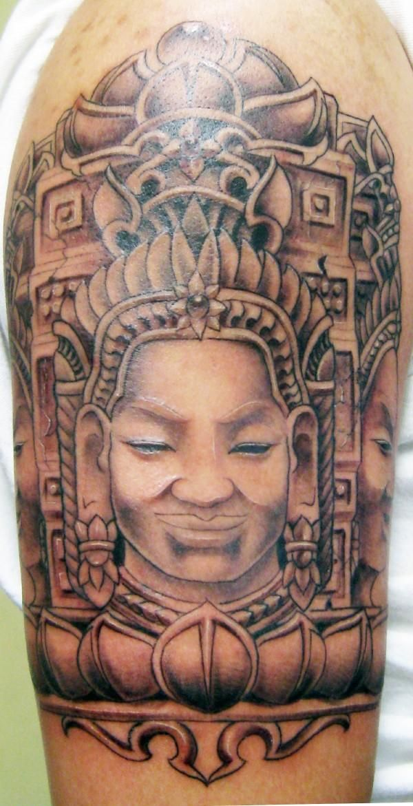 pin by q t trang on khmer tattoos pinterest khmer tattoo and tattoo. Black Bedroom Furniture Sets. Home Design Ideas