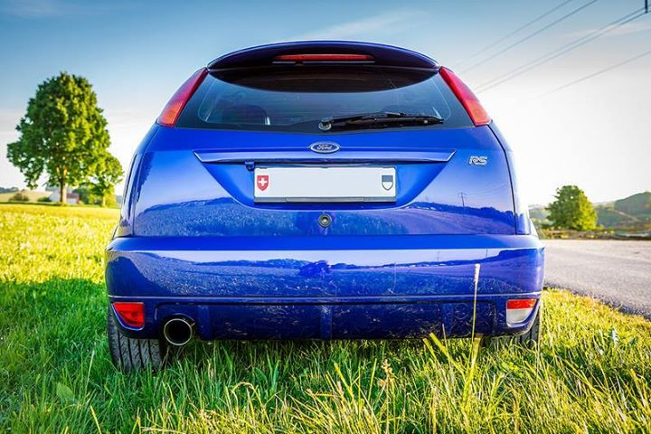 Ford Focus RS Mk One Of The Best Serial Cars Ever All Ford - Best ford models