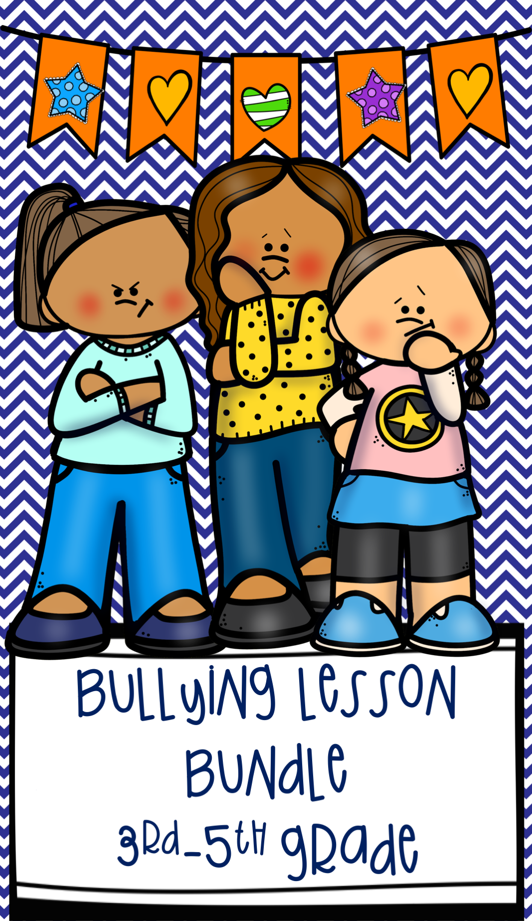 3rd 5th Grade Bullying Mega Pack