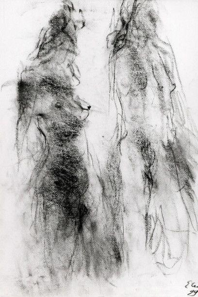 Eugene Leroy, French painter