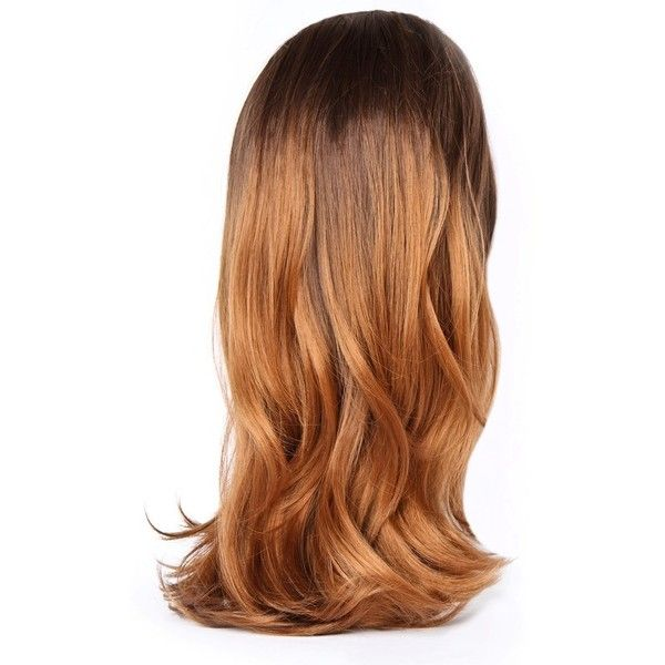 Beauty Works Double Volume Straight Ombre Toffee Amber Beauty Works Beauty Long Hair Styles
