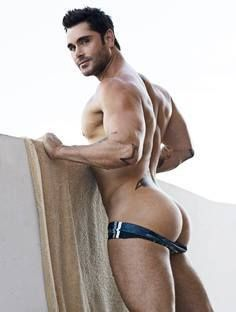 Sexy men with big butts