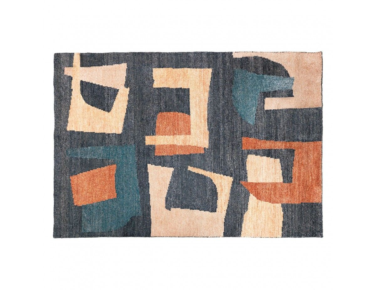Ernest Multi Coloured Handknotted Rug 160 X 230cm Buy Now At Habitat Uk In 2020 Rugs Small Rugs Hand Knotted Rugs
