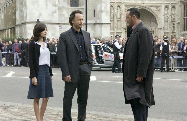 The Da Vinci Code Sakrileg Kino Tom Hanks Jurgen Prochnow