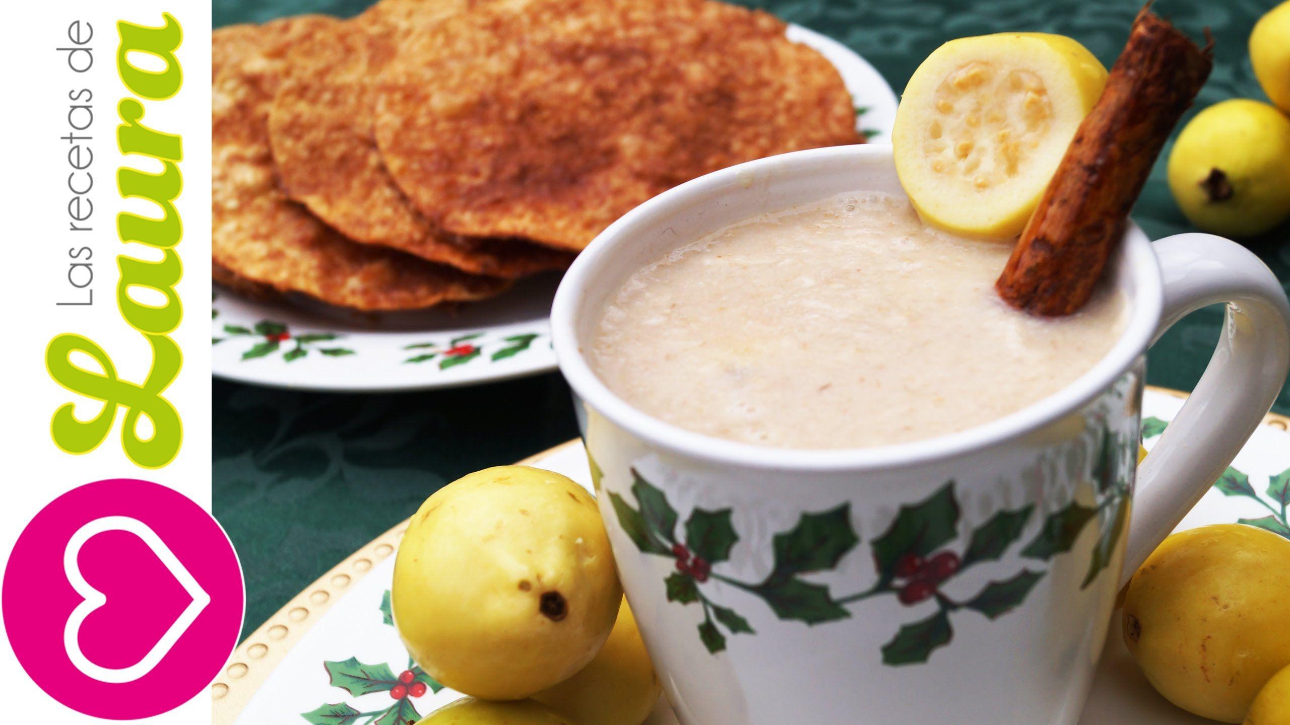Como hacer atole de avena con guayaba comida saludable for Cocinar comida sana