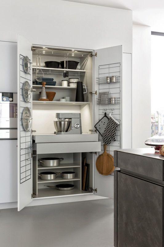 Einbauküchen Modern concrete a lack modern style küchen küchen marken