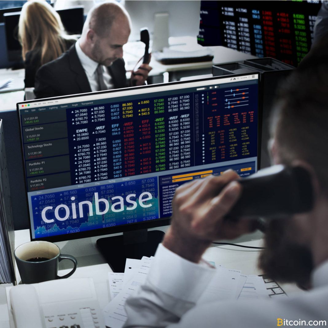 Will Coinbase Hit Its 2018 Target of 1.3 Billion in